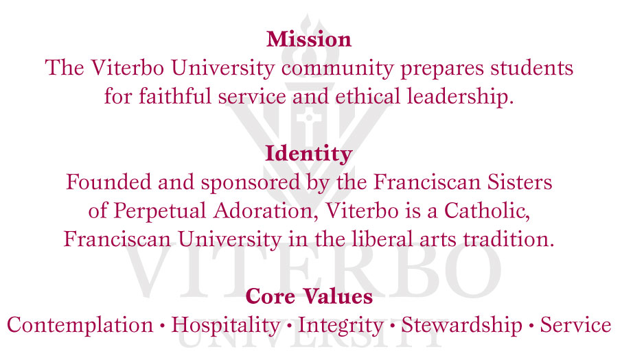 Make business cards stand out with the viterbo mission viterbo make business cards stand out with the viterbo mission reheart Gallery