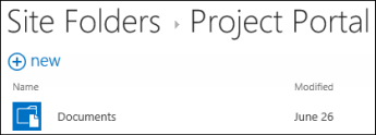 office 365 site documents image