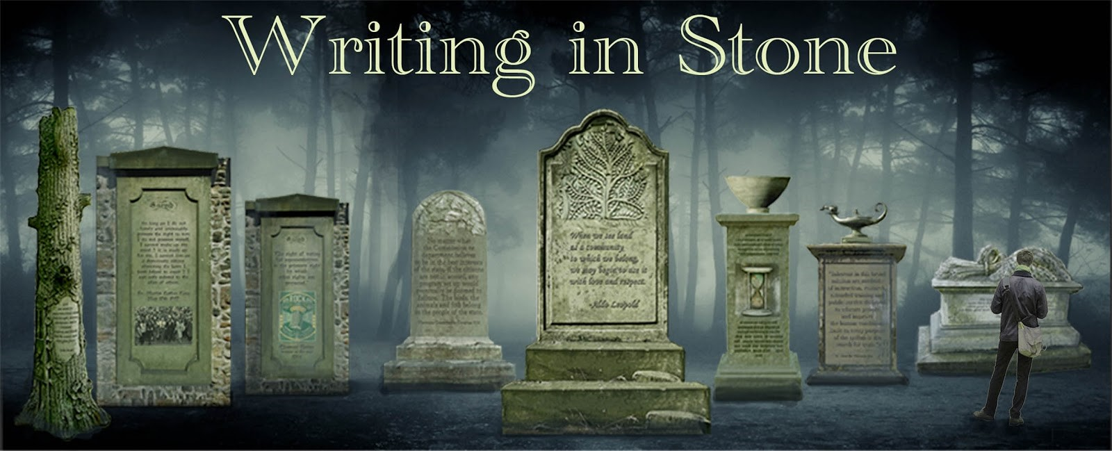 Writing in Stone, Terese Agnew