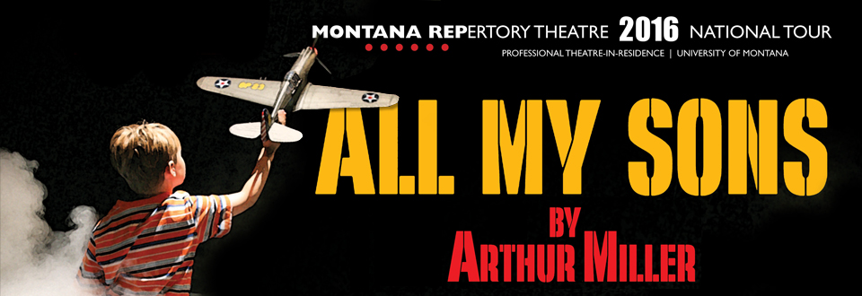 Montana Repertory Theatre's All My Sons