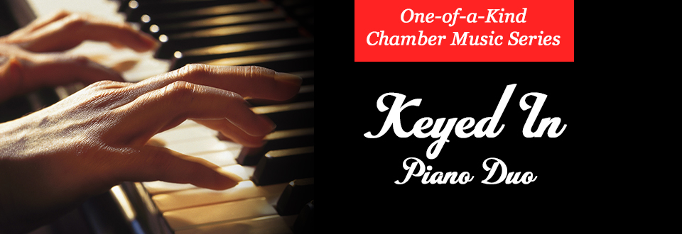 Keyed In Piano Duo