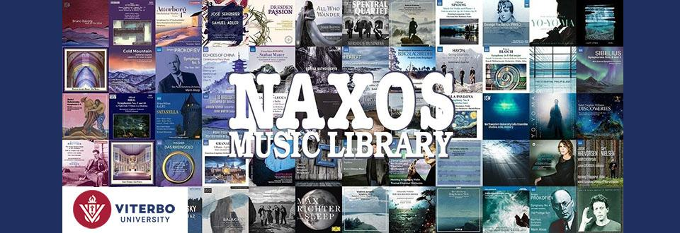 Naxos Music advertisement