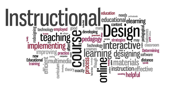 Instructional Design Wordle